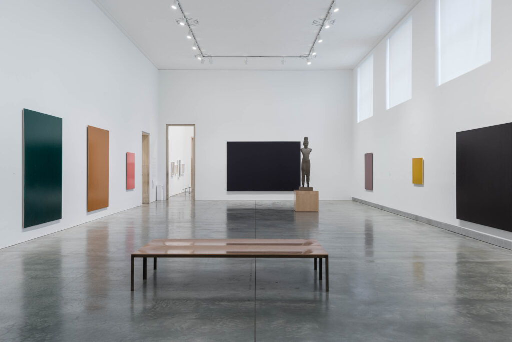 CONTEMPLATING COLOR, 2015 installation view at Philadelphia Museum of Art (USA)