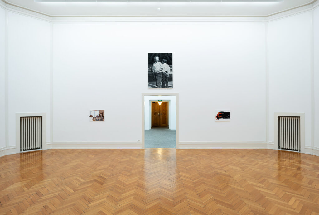 Lose Enden, 2021 • exhibition view at Kunsthalle Bern (CH)