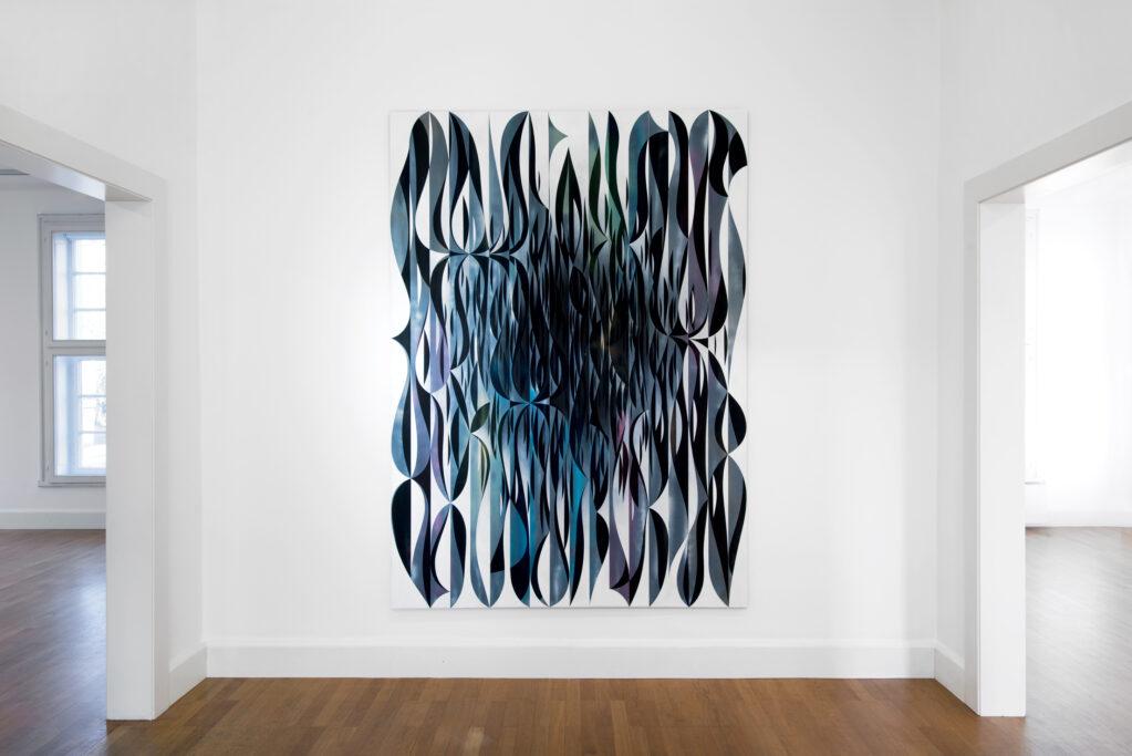 Giacomo Santiago Rogado: Anfang von etwas, 2021 • exhibition view at Städtische Galerie Delmenhorst (DE)