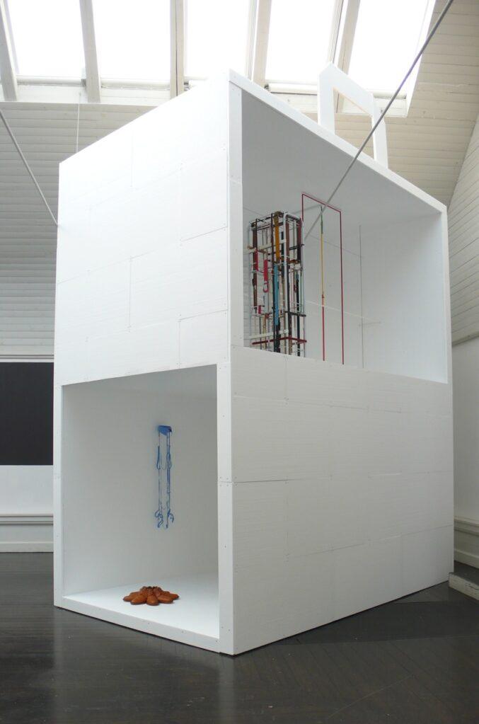 «Over-Lap» 2011 • Installation view at Den Frie Centre of Contemporary Art, Copenhagen (DK)