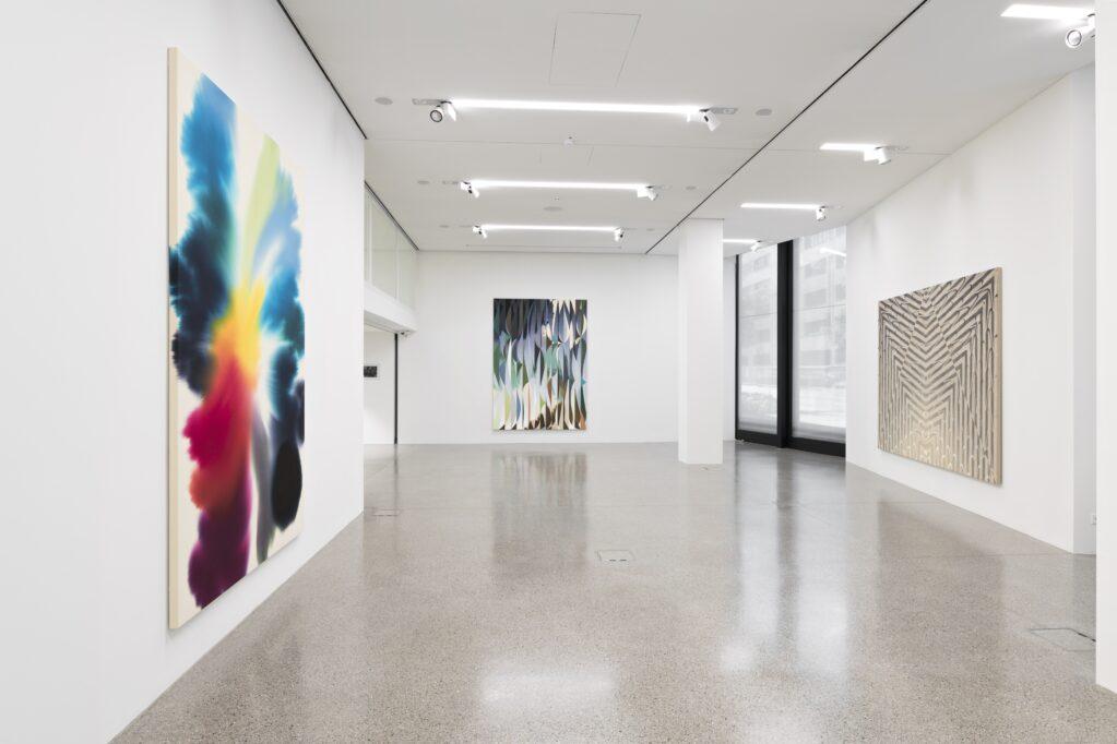 Chameleon – Giacomo Santiago Rogado, 2020 • exhibition view at Helvetia Art Foyer, Basel (CH)