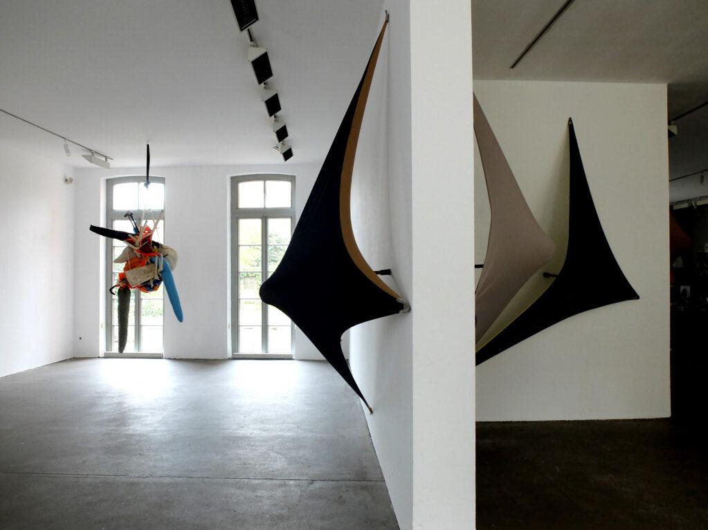 In this white cube there is no hunger, 2014 • installation view at Kunstverein Grafschaft Bentheim, Neuenhaus (D)