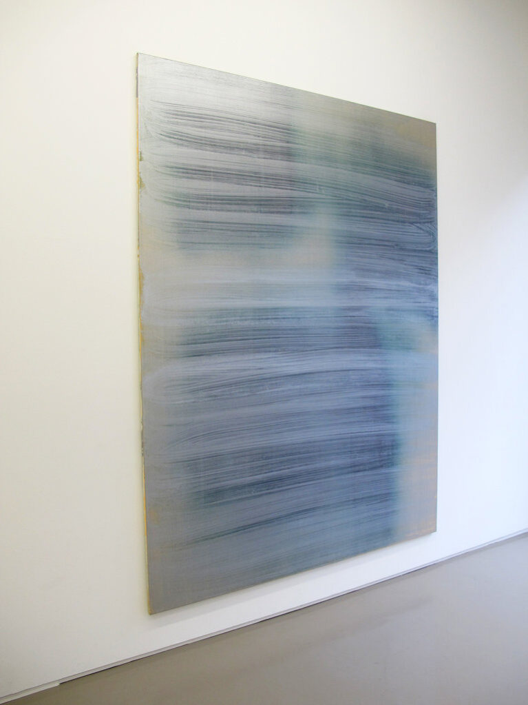 Ohne Titel, 1999 • oil and acrylic on canvas, 270 x 200 cm