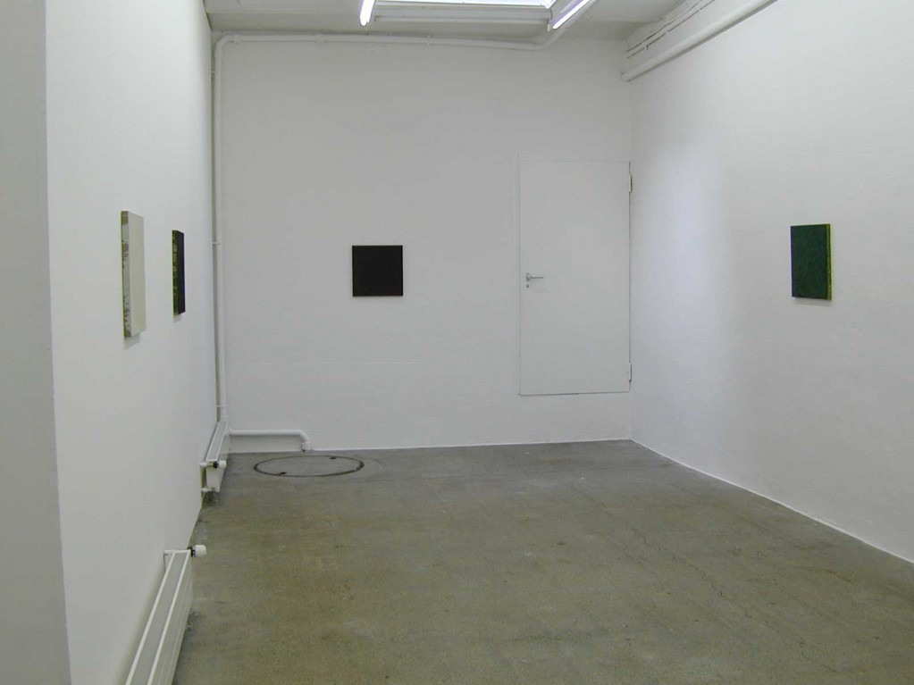 Exhibition View «Schelf» • Mar 1 – Apr 5 2003