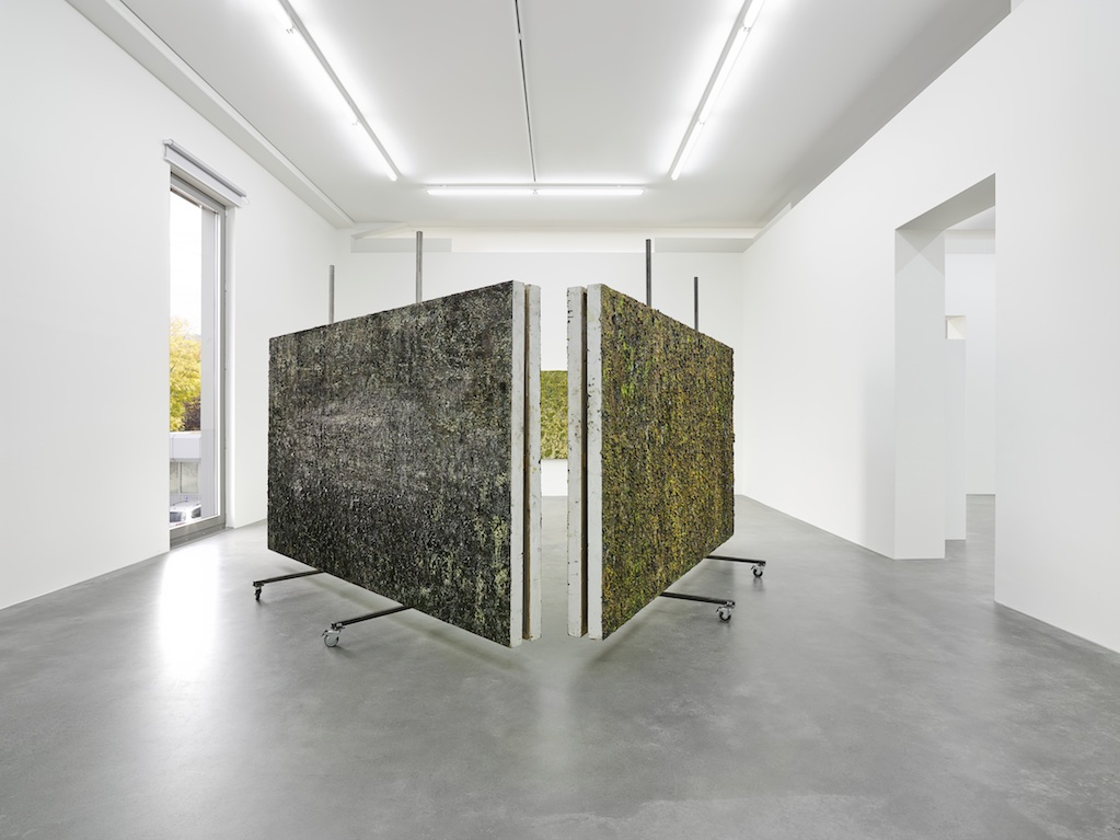 «Spaces» 2013, installation view at Kunstraum Alexander Bürkle, Freiburg (D)