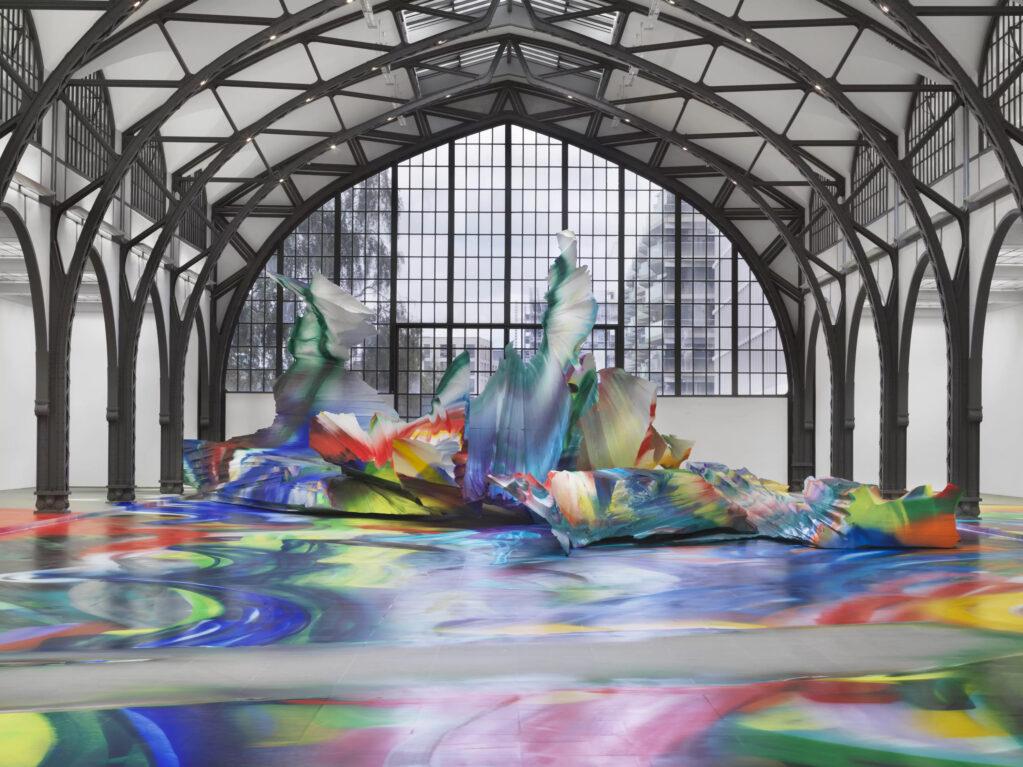 It Wasn't Us, 2020 • Installation view at Hamburger Bahnhof, Museum für Gegenwart, Berlin (DE)