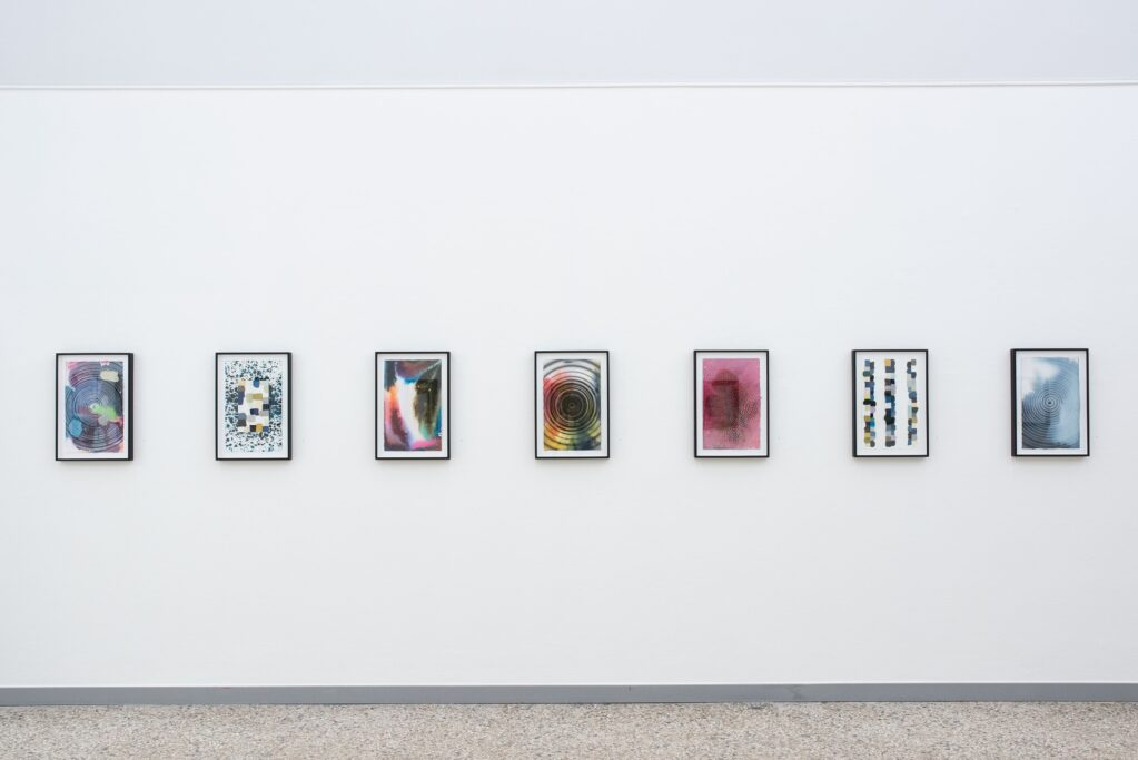 Desire Path: Works 2014 till 2019, 2019/20 • exhibition view at Kunstmuseum Solothurn (CH)