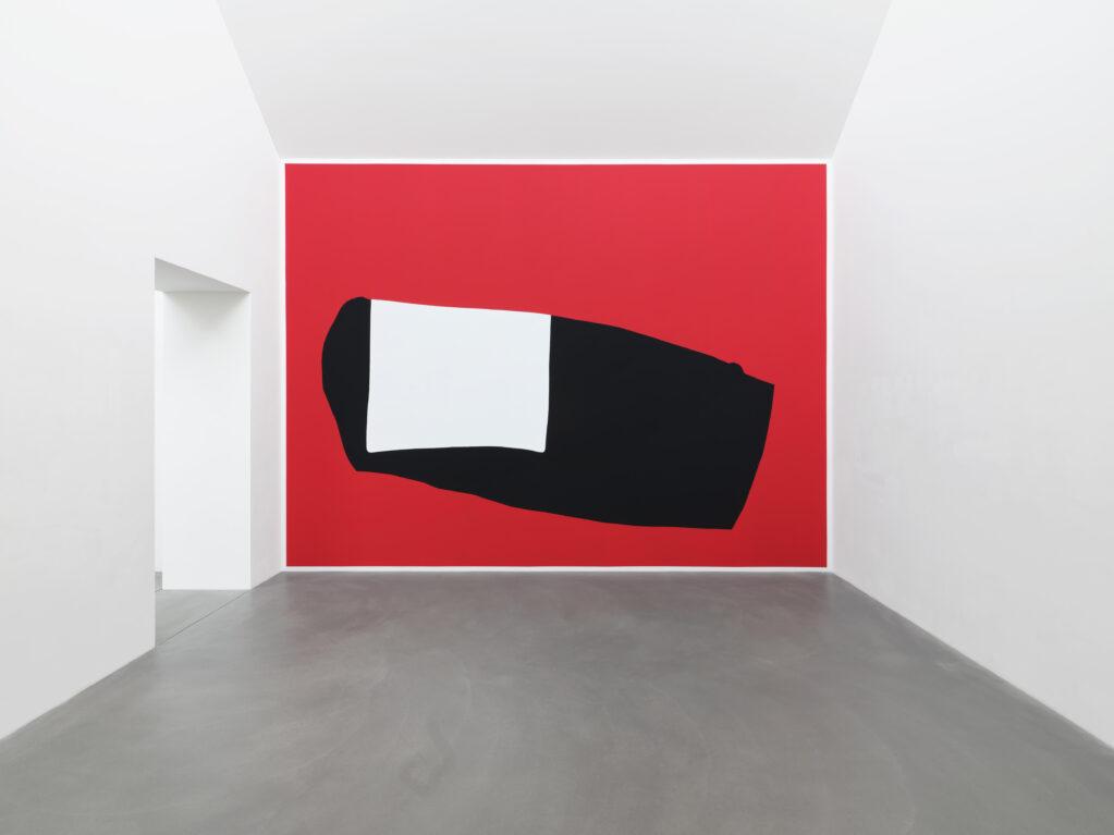 Ein Bild schreit nach dem nächsten!, 2020/21 • exhibition view at Kunstmuseum Appenzell (CH)