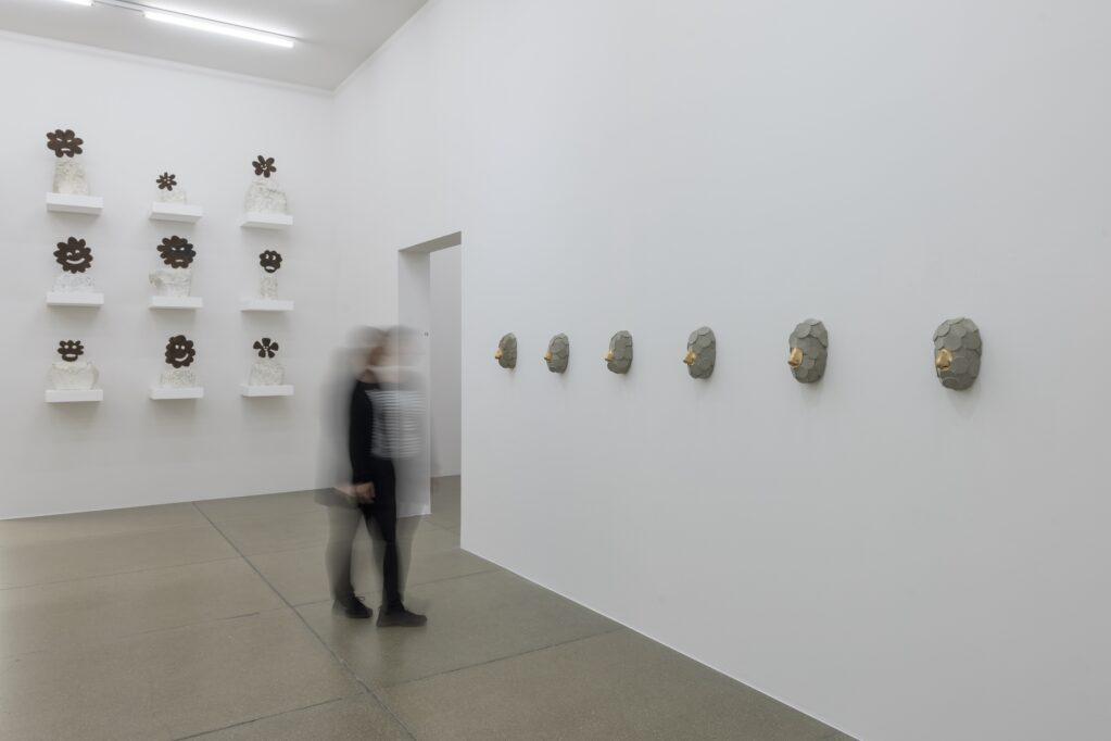 Masken, 2019 • installation view at Kunsthaus Aarau (CH)