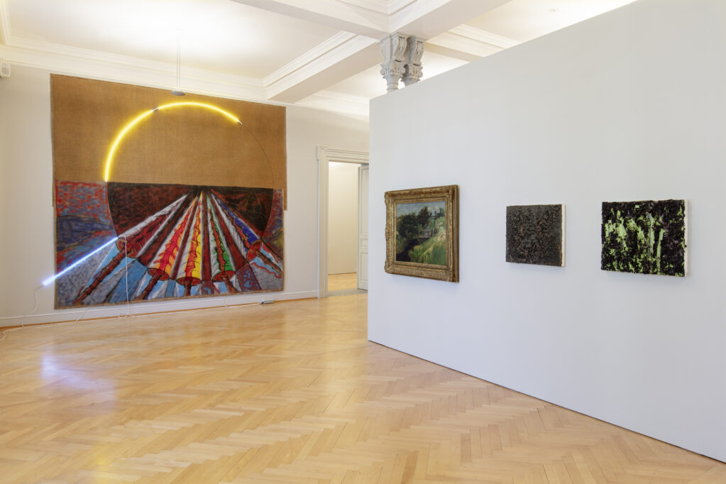 Insights, Outlooks - Perspectives on the Collection II, 2021 • Installation view at Kunstmuseum St.Gallen (CH)