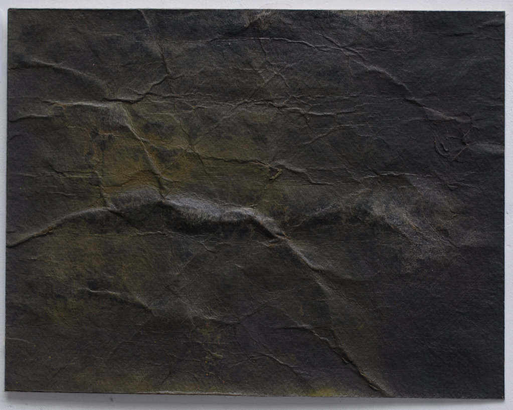 Wasserzeichnung Nr. 27, 17.2.2010 – 5.1.2014 • water colour on paper, 25 × 32 cm