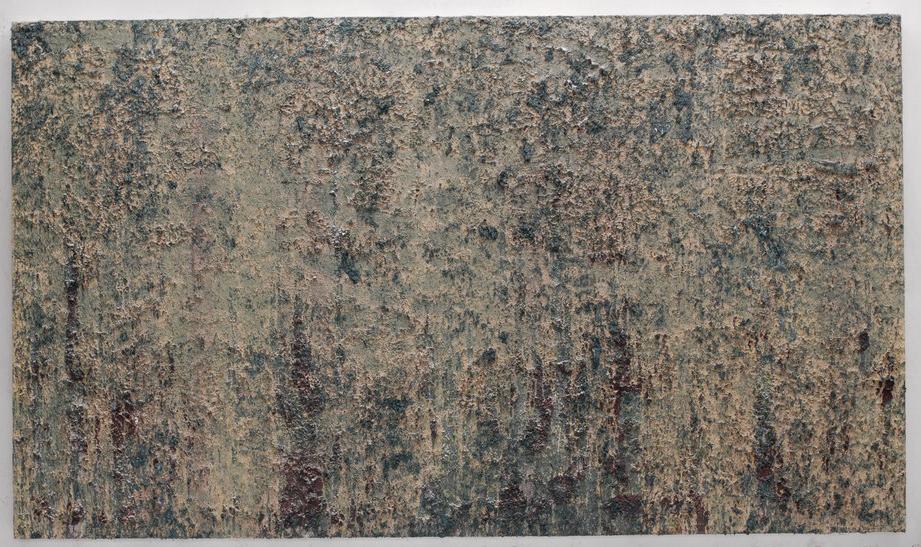 Nr. 456, 3.9.2013 - 3.3.2016 • oil on plywood, 180 x 310 cm