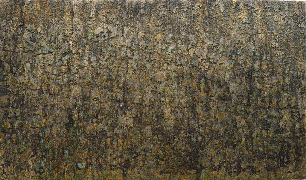 Nr. 477, 29.4.2015-25.7.2018 • oil on plywood, 180 x 310 cm