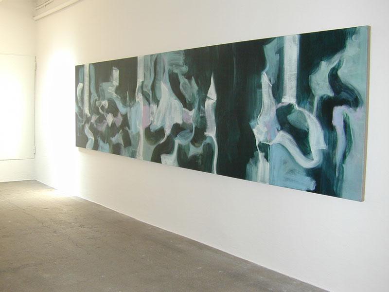 2003 • installation view Galerie Mark Müller, Zürich