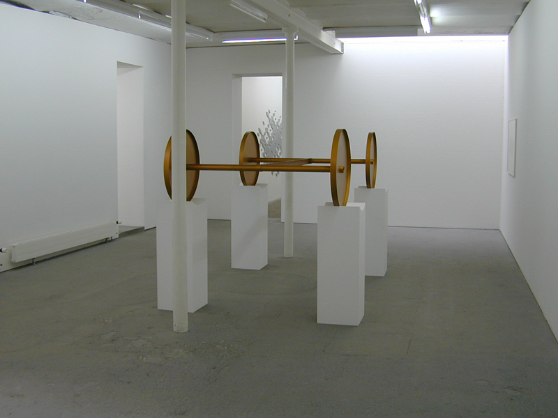 2006 • installation view Galerie Mark Müller, Zürich