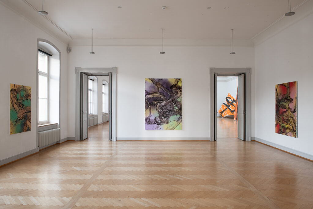 THE FUTURE AND THE PAST PERFECT • Installation view Kunstmuseum St.Gallen, 2019