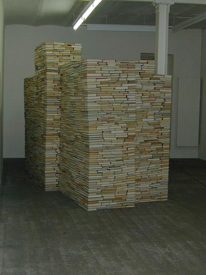 2000 • installation view Galerie Mark Müller, Zürich