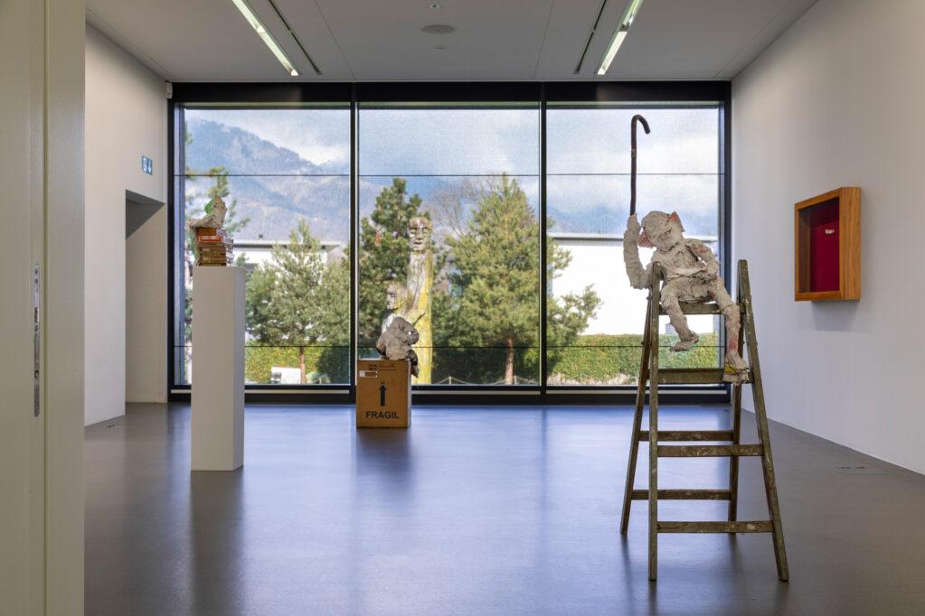 Poesie des Alltäglichen, 2021 • exhibition view at Haus zur Kunst Uri, Altdorf (CH)