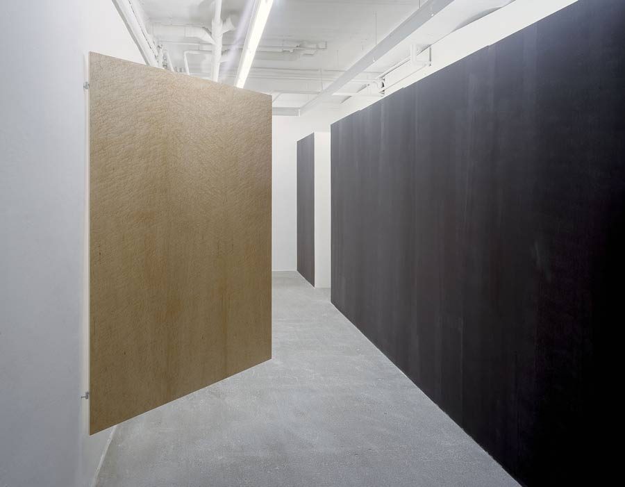 2008 • installation view Galerie Mark Müller, Zürich