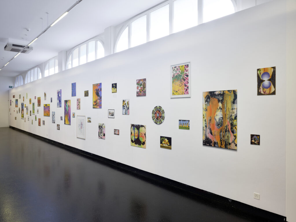 Artist_Proof_02, 2019/20  • installation view at Kunstmuseum Thun (CH)