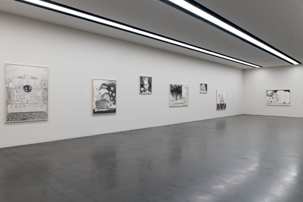 Horizontales Paradies, 2014 • installation view at Kunstmuseum Luzern (CH)