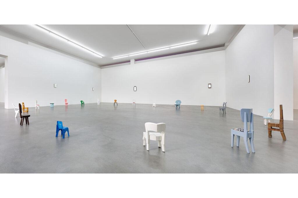 «Spaces» 2013 • Installation view at Kunstraum Alexander Bürkle, Freiburg (DE)
