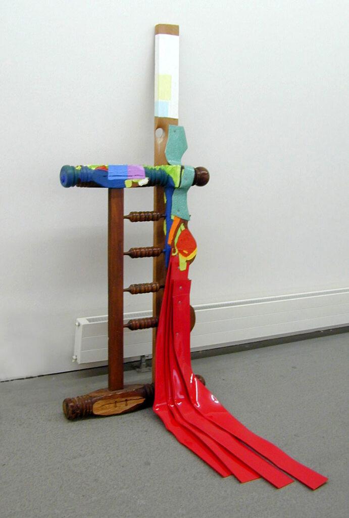 Aufgedeckt, 2005 • installation view Galerie Mark Müller, Zürich