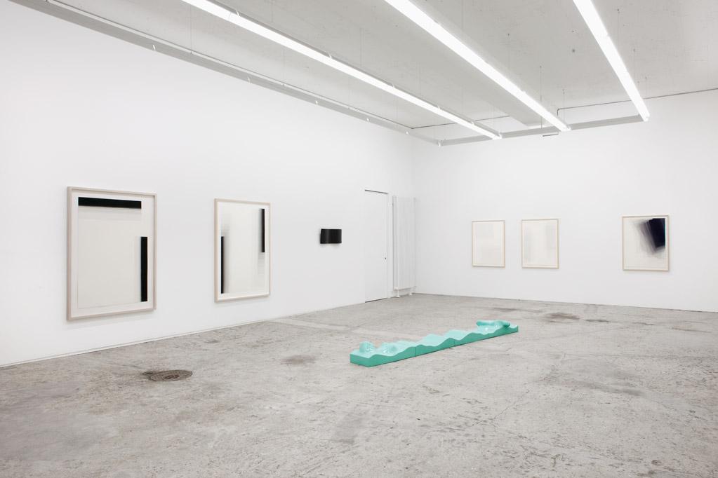 Exhibition view • Joachim Bandau, «Alles nur Illusion», 2012