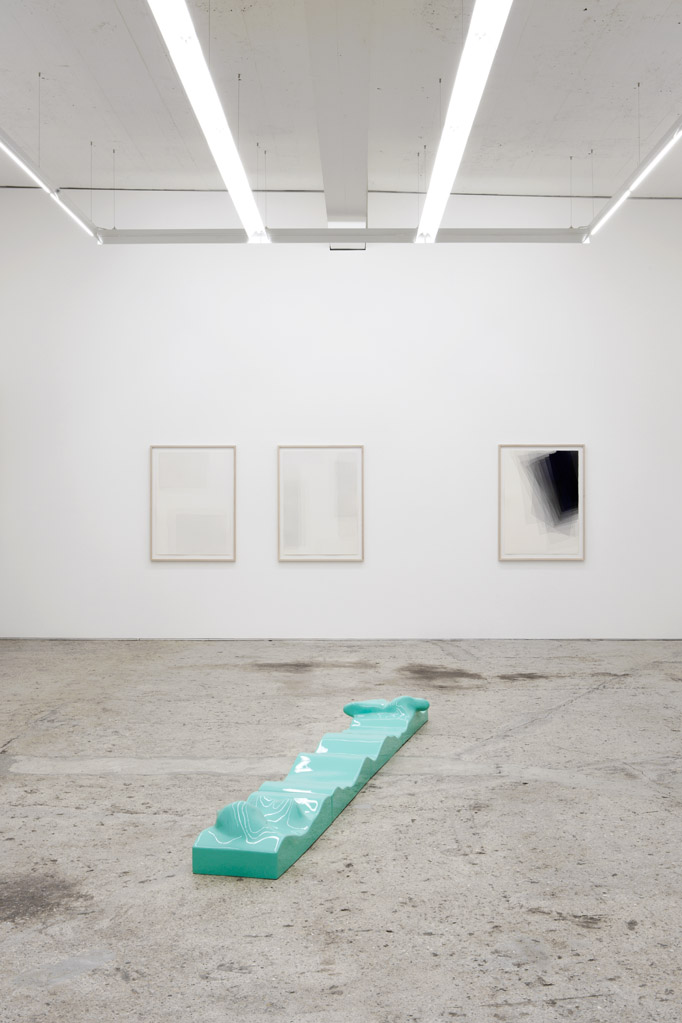 Exhibition view • Joachim Bandau, «Alles nur Illusion», 2012