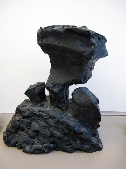 Lebensgrösse von Ferne III, 1987 • bronze, 42 × 38 × 21 cm