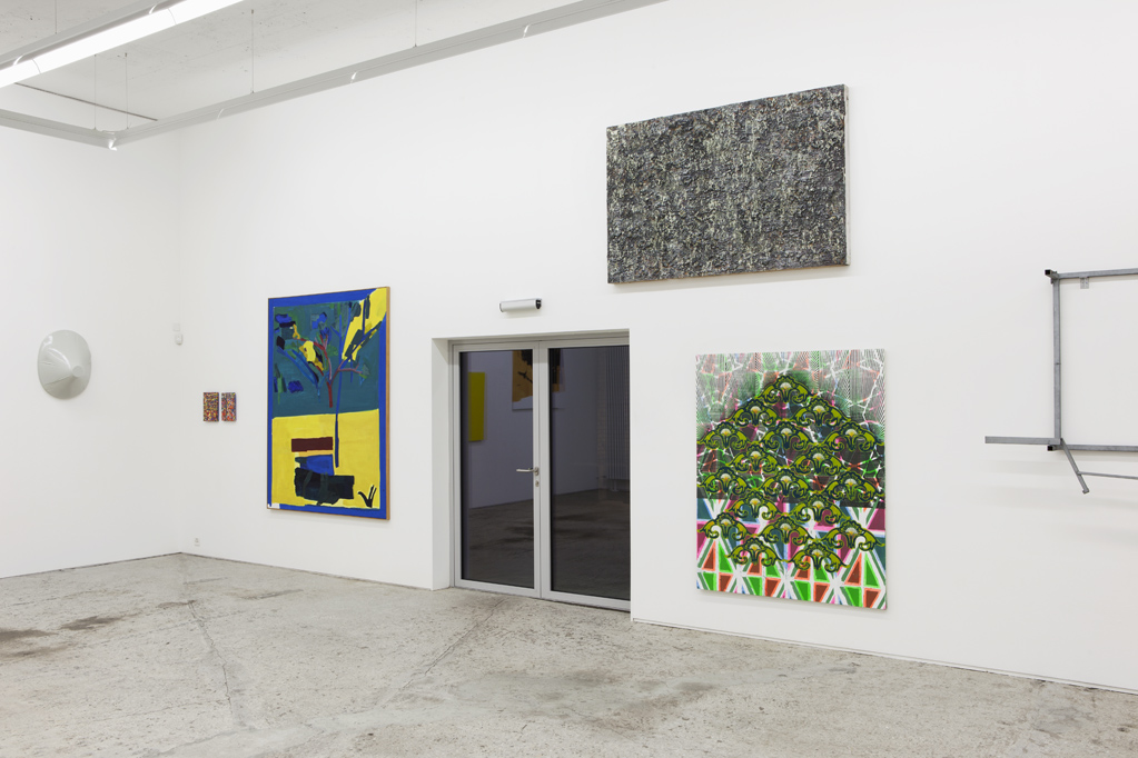 Exhibition view • «For Example Painting», 2012