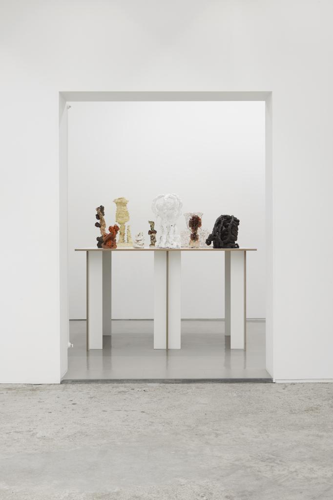 Exhibition view • Heinz Breloh, «Sculptor», 2012