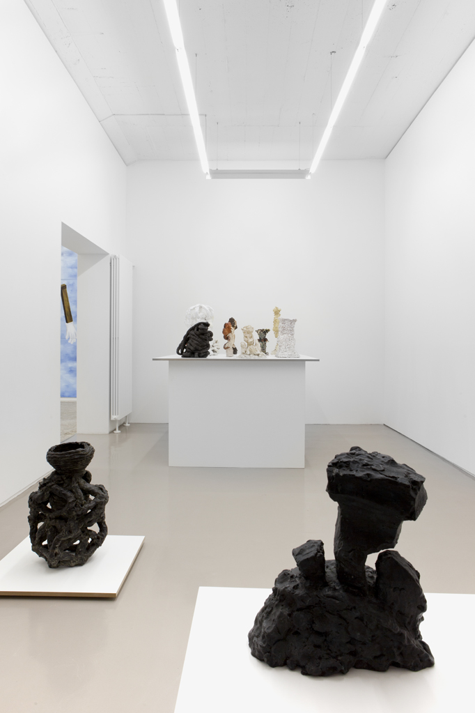 Exhibition view • Heinz Breloh, «Sculptor», 2012