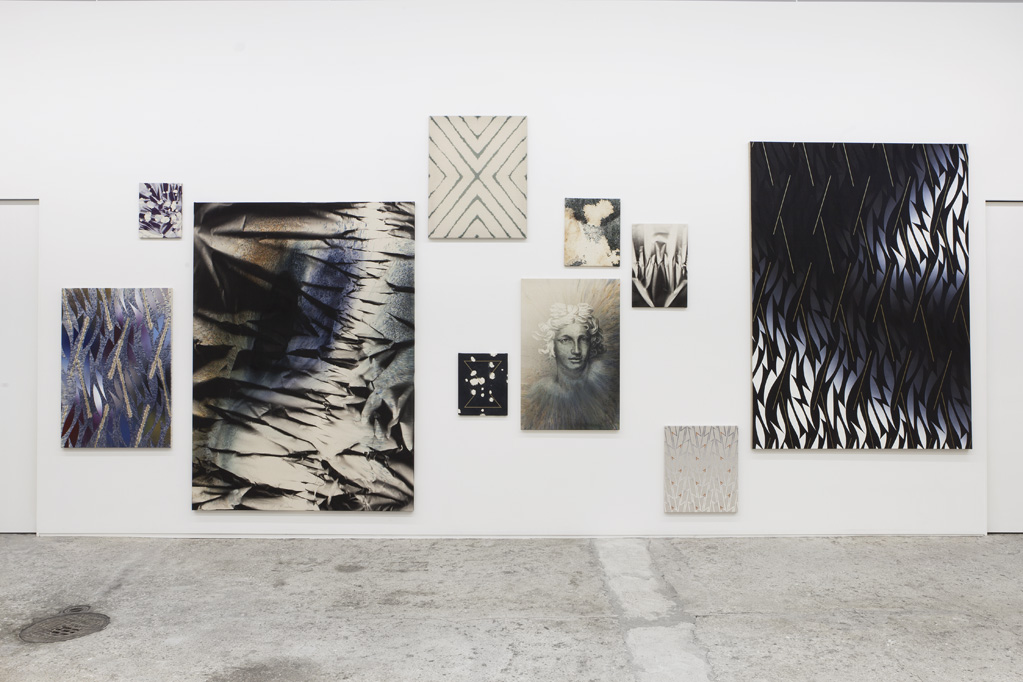 Exhibition view • Giacomo Santiago Rogado, «Devoted To The Moment», 2012