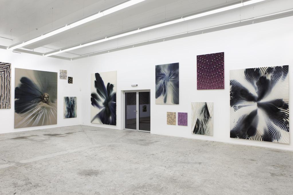 Exhibition view • Giacomo Santiago Rogado, «Devoted To The Moment», 2012
