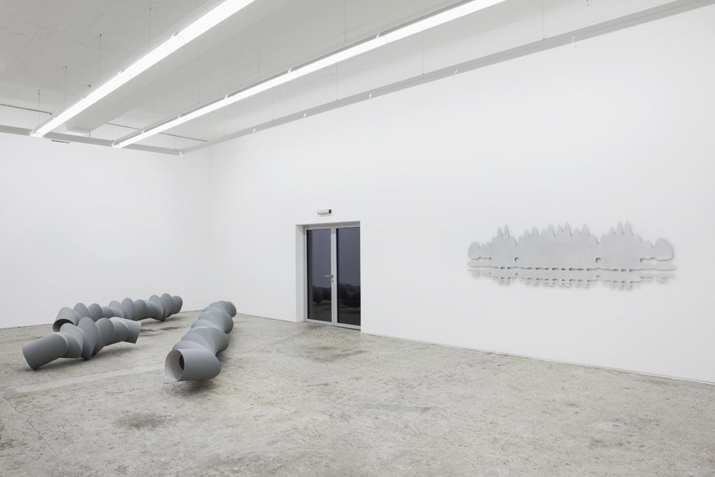 Exhibition view • Jürg Stäuble, «Echo», 2013