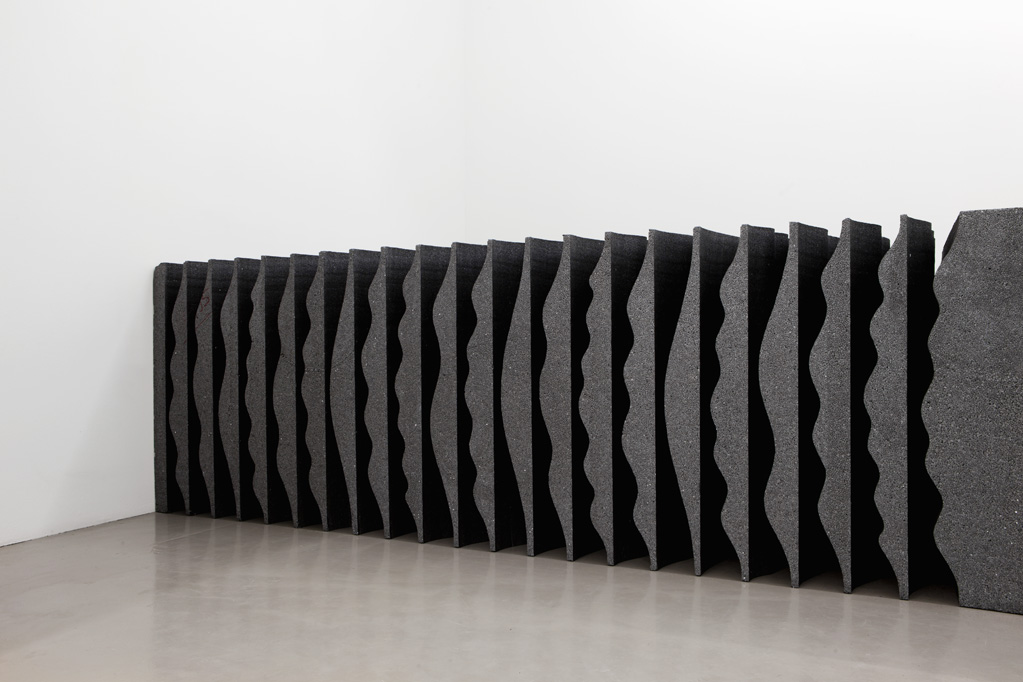 Exhibition view • Jürg Stäuble, «Echo», 2013