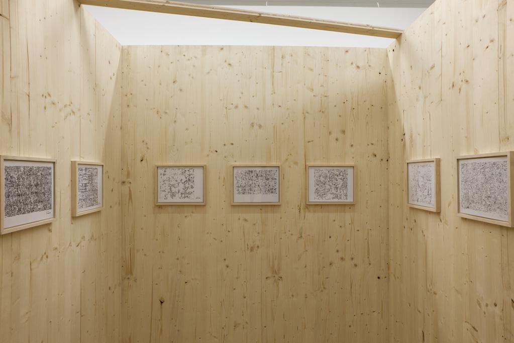 Exhibition view • Patrick Rohner, «Realgar», 2013
