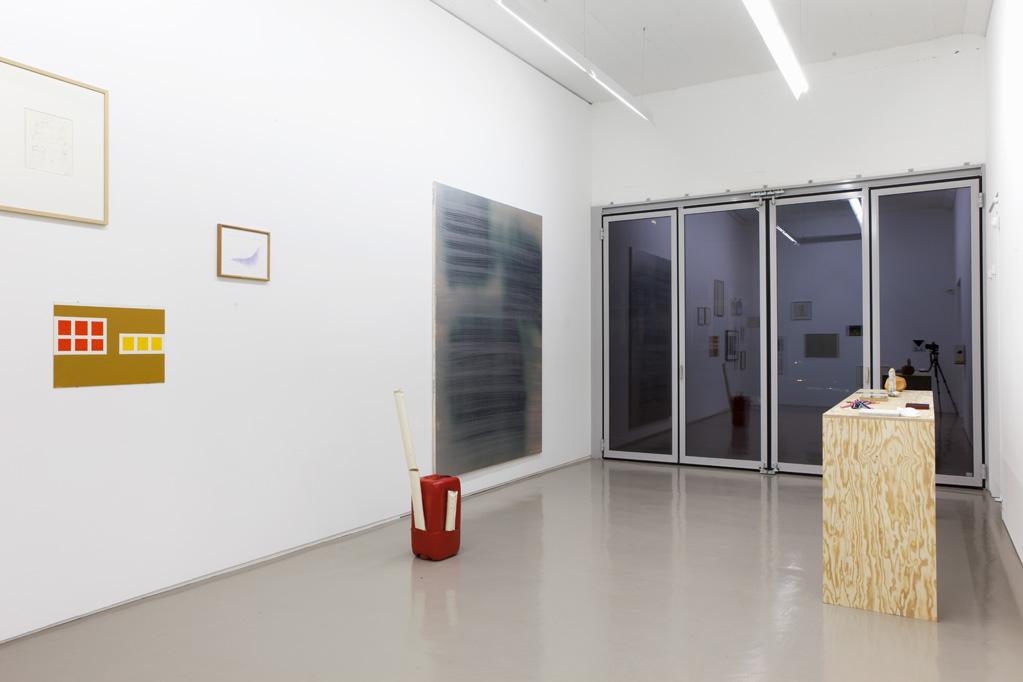 Exhibition view • «zweiundzwanzig», 2012
