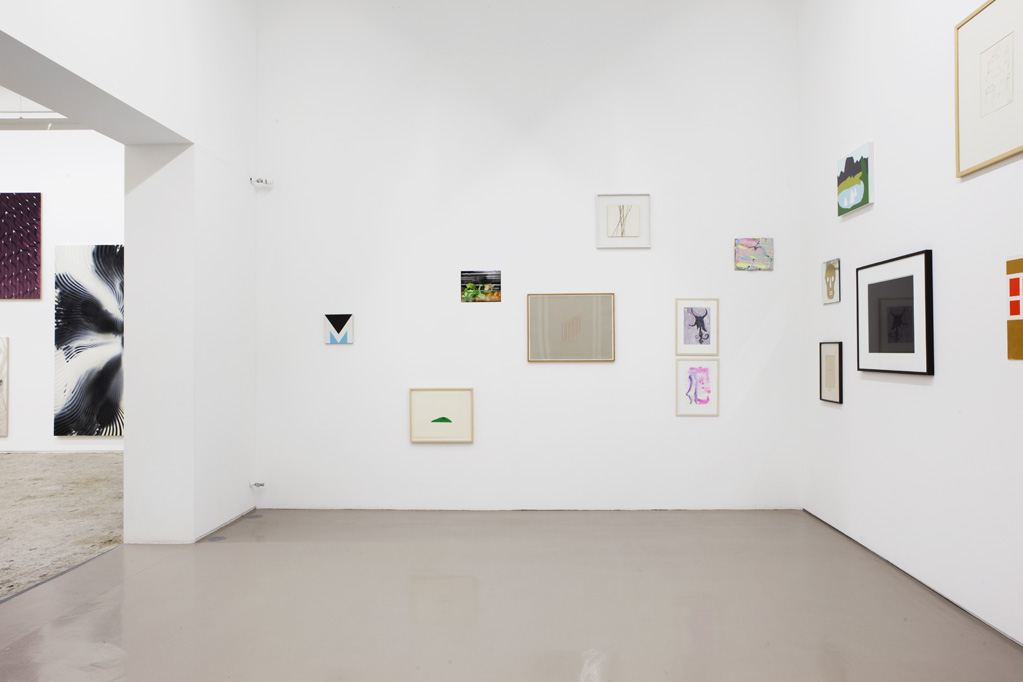 Exhibition view • «zweiundzwanzig», 2012