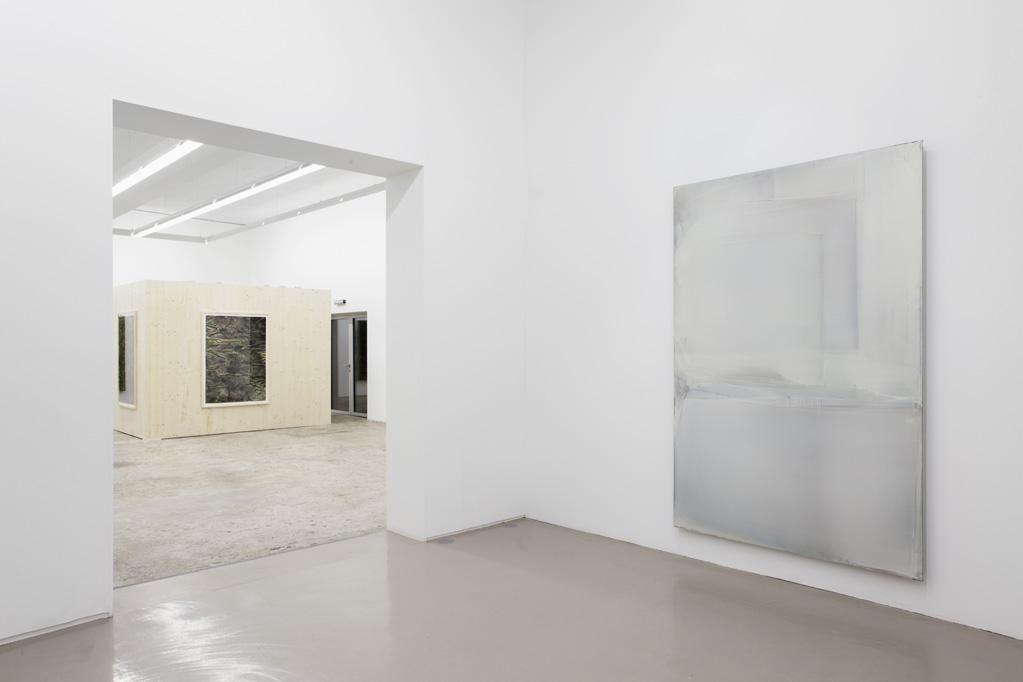 Exhibition view • Parallel #4: Matt McClune, 2013