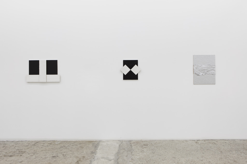 Exhibition view • John Nixon «EPW», 2013