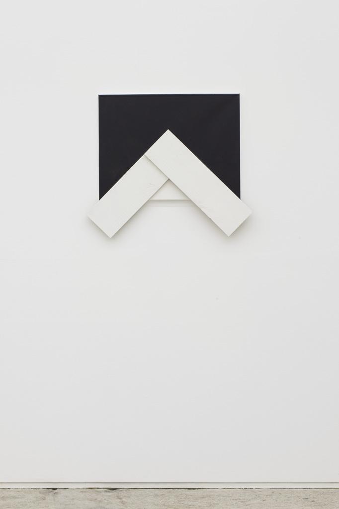 Exhibition view • John Nixon «EPW», 2013