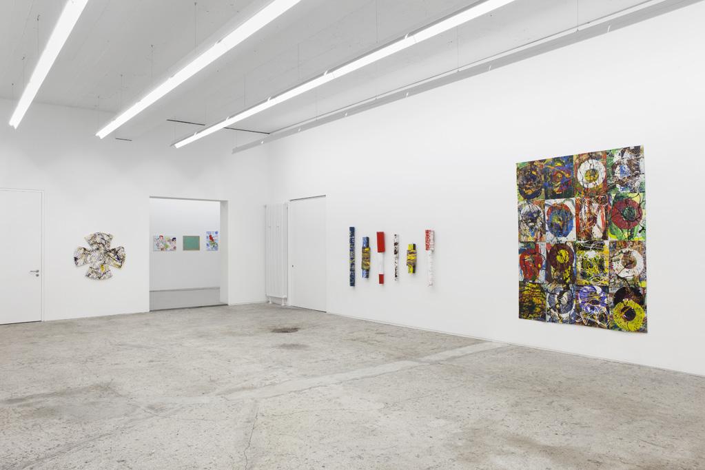 Exhibition view • Urs Frei, 2013