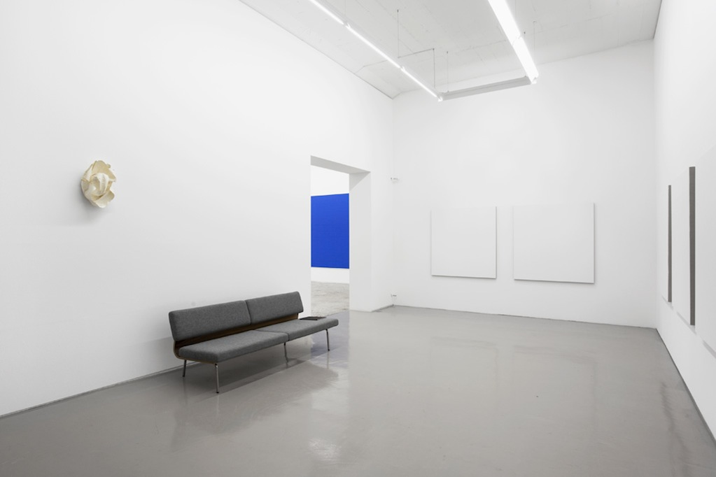 Exhibition view • Duane Zaloudek «Nomad Songs», 2013