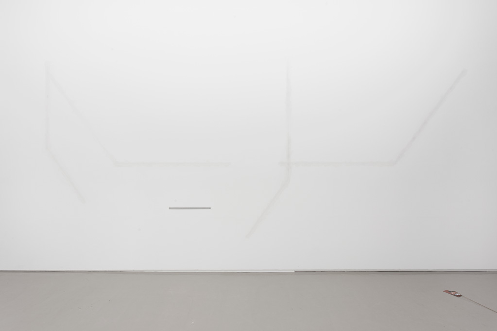 Exhibition view • Monika Brandmeier «Reflexbox», 2014