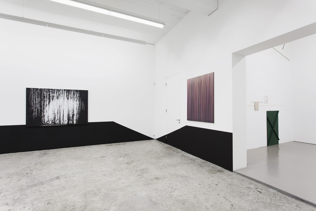 Exhibition view • Parallel #8: Nils Nova «Aussicht», 2014