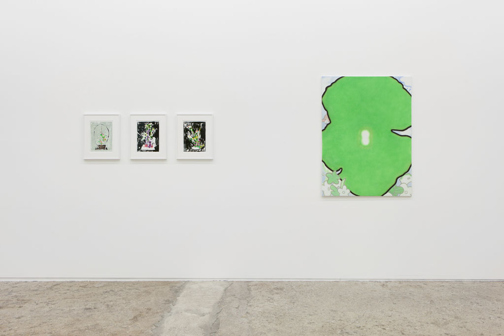 Exhibition view • «Markshmallow», 2014