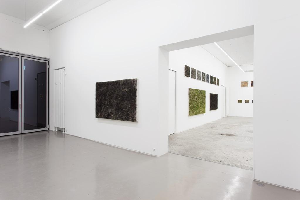 Exhibition view • Patrick Rohner «Landmannalaugar», 2015
