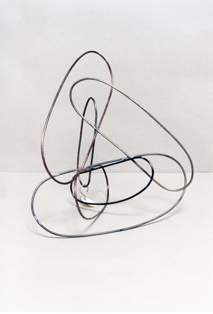 Mathematisches Modell Nr. 25, 2012 • inkjet print framed, 58 × 40 cm